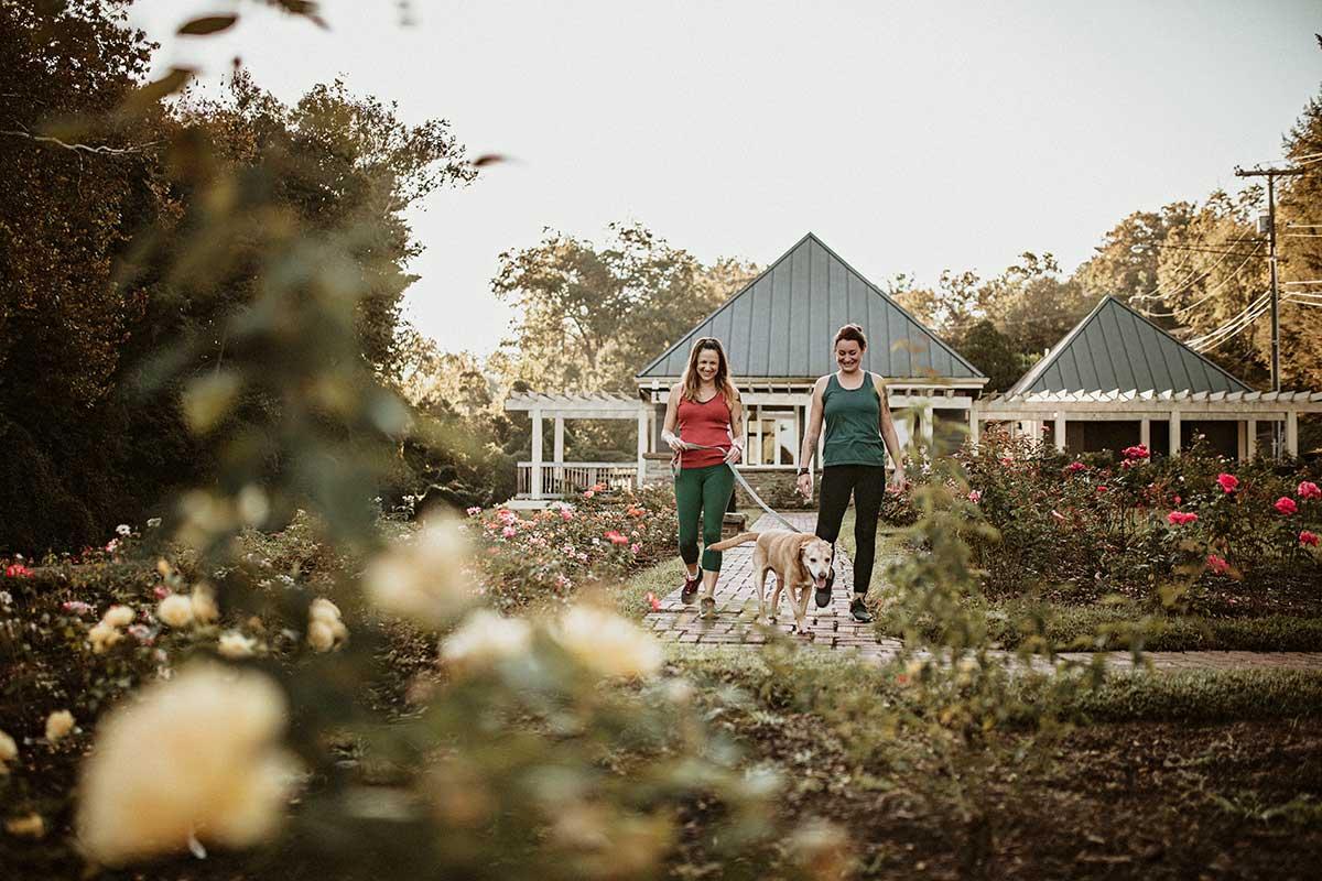 Ritter-Park-Rose-Garden Huntington Area CVB