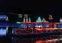 Louisiana Holiday Trail of Lights