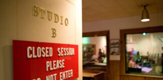Historic RCA Studio B music museums