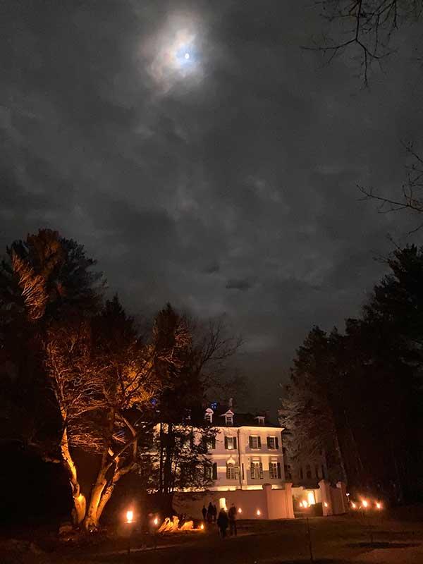 Edith Wharton Mount Ghost Tours