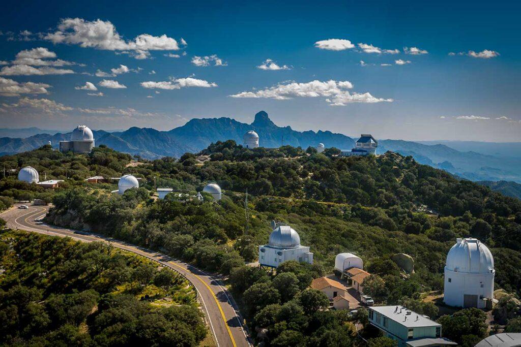 Visit Tucson - Kitt Peak Observatory