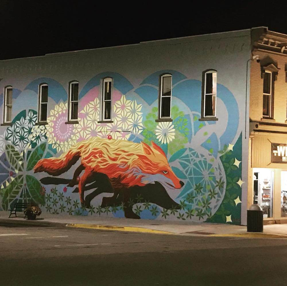 Indiana public art
