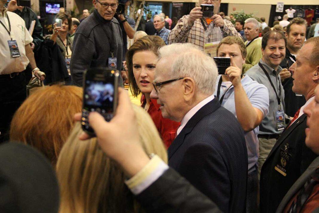 Berkshire Warren Buffett Visit Omaha