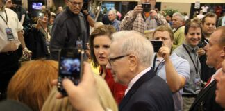 Berkshire Warren Buffett Visit Omaha
