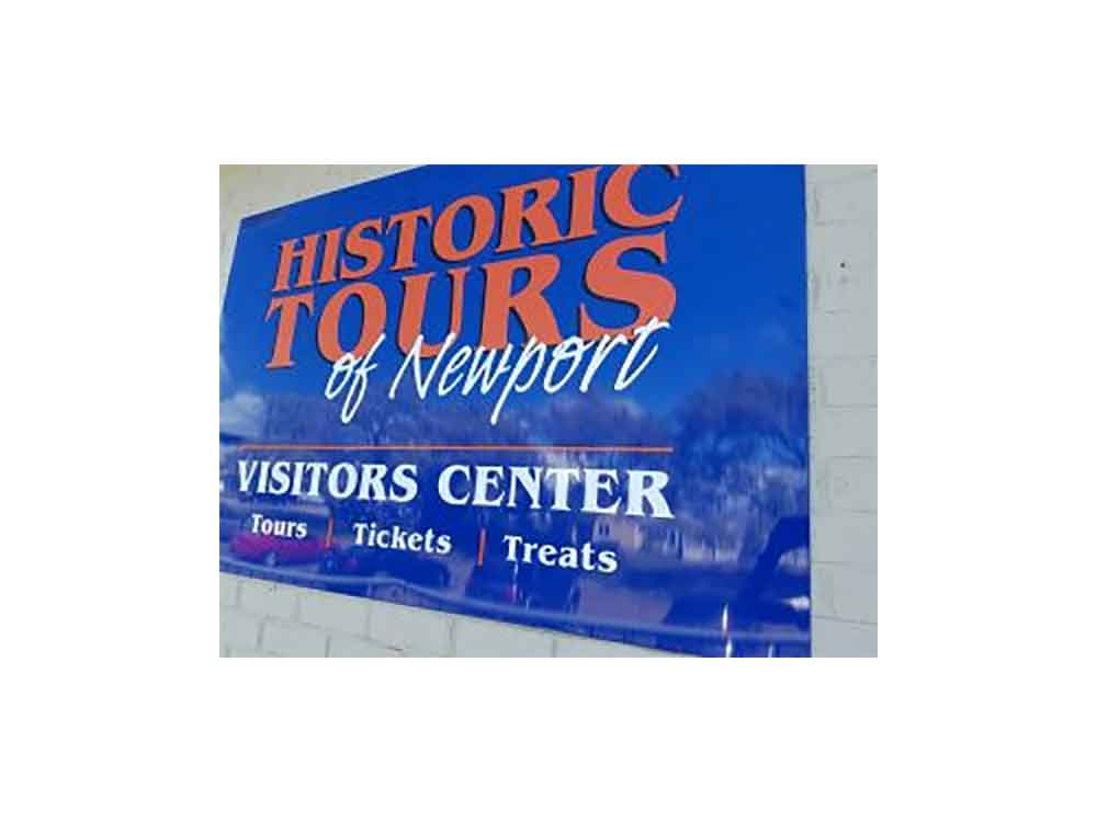 Historic Tours of Newport Boutique Visitor Center