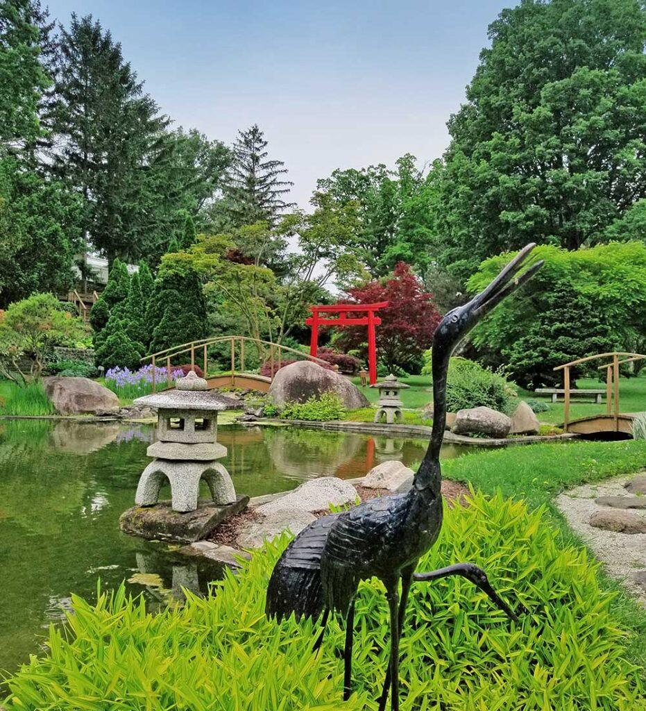 Schedel Arboretum Lake Erie Shores & Islands