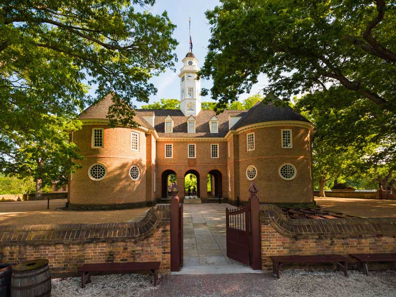 Colonial Williamsburg Foundation discover