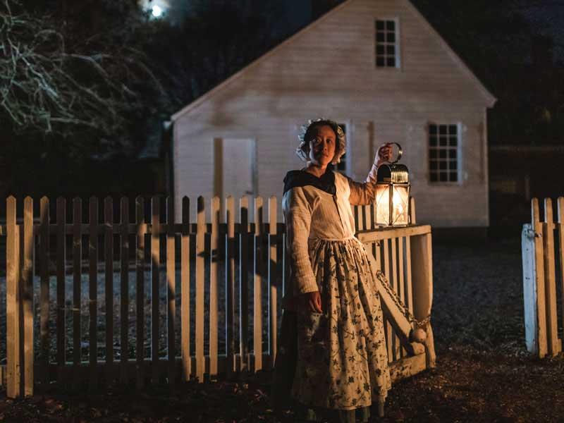 Colonial Williamsburg Foundation engage