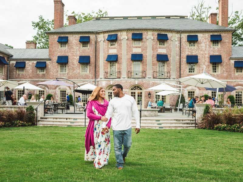 Colonial Williamsburg Foundation unwind