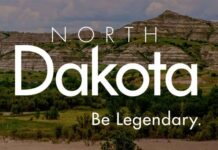 North Dakota Tourism Div Logo
