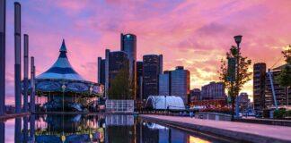 Detroit Metro CVB Detroit Riverwalk
