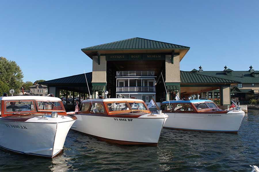 Antique Boat Museum 1000 islands