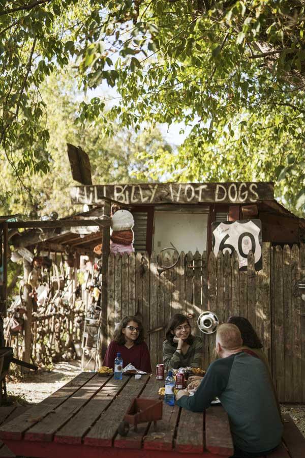 hillbilly hotdogs
