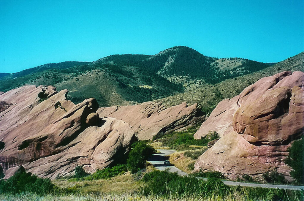 Lariat Loop Red Rocks