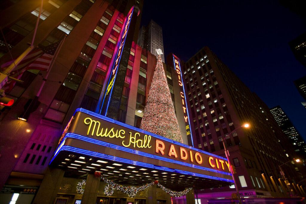 Christmas Spectacular at Radio City Music Hall